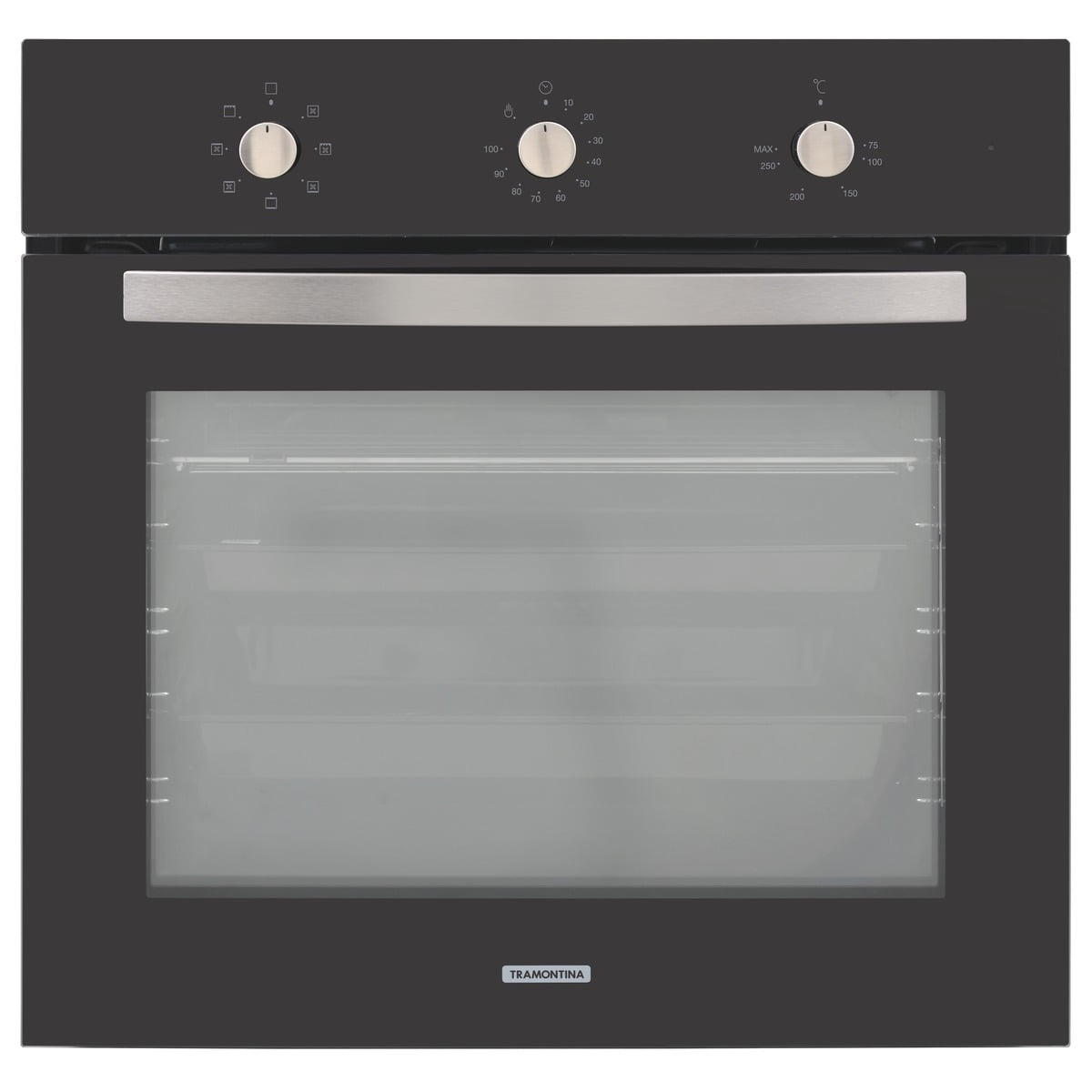 FORNO ELETRICO NEW GLASS COOK B 60 F7