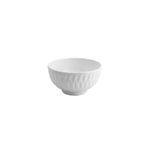 BOWL DE PORCELANA BALLOON BRANCO