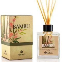 DIFUSOR PARA PERFUMAR AMBIENTES - BAMBU - 250 ML