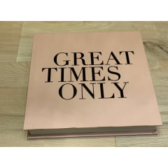 LIVRO CAIXA GREAT TIMES ONLY 11700
